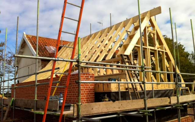 Home improvements in Norfolk