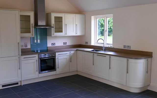 Kitchens fitted in Suffolk